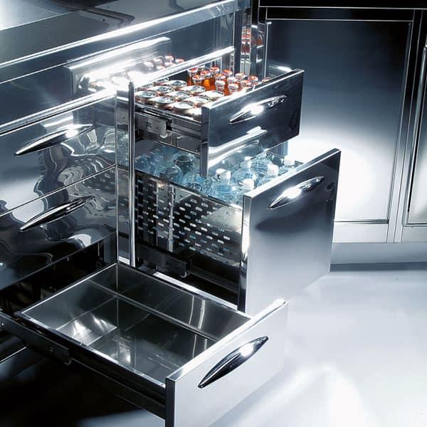 Modulo Inox: Perfektion aus Stahl