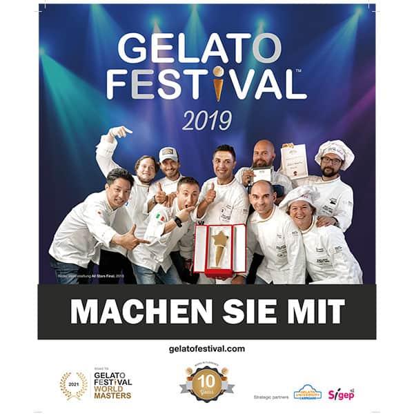 DIE GELATO FESTIVAL CHALLENGE KOMMT IM FRÜHLING WIEDER
