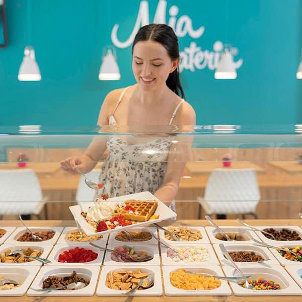 Erfolgreiche Konzepte der Speiseeisbranche