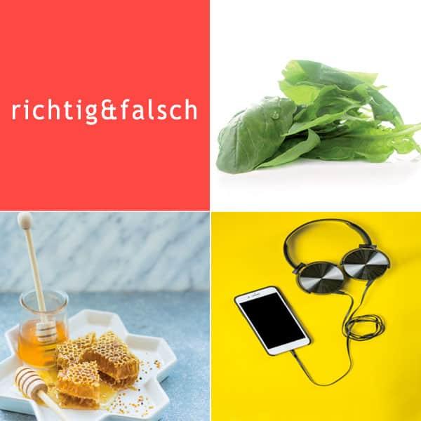 Richtig&Falsch