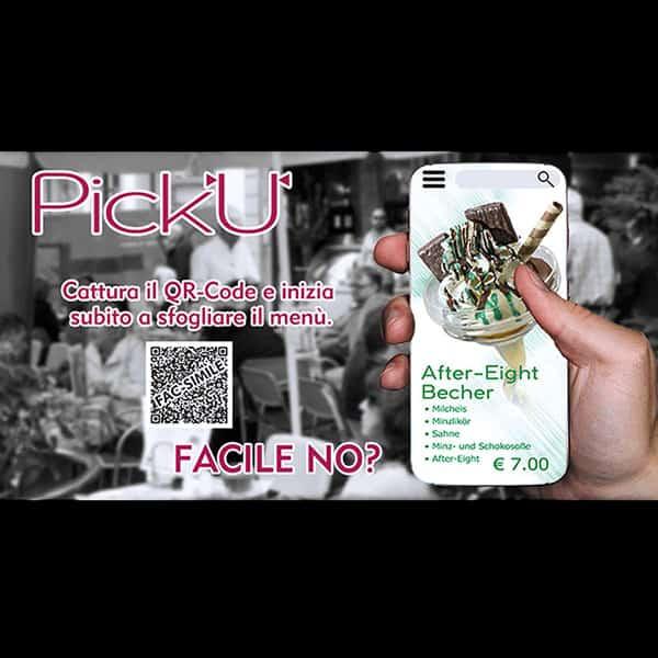 Picku rivolutioniert Ihre Eiskarte