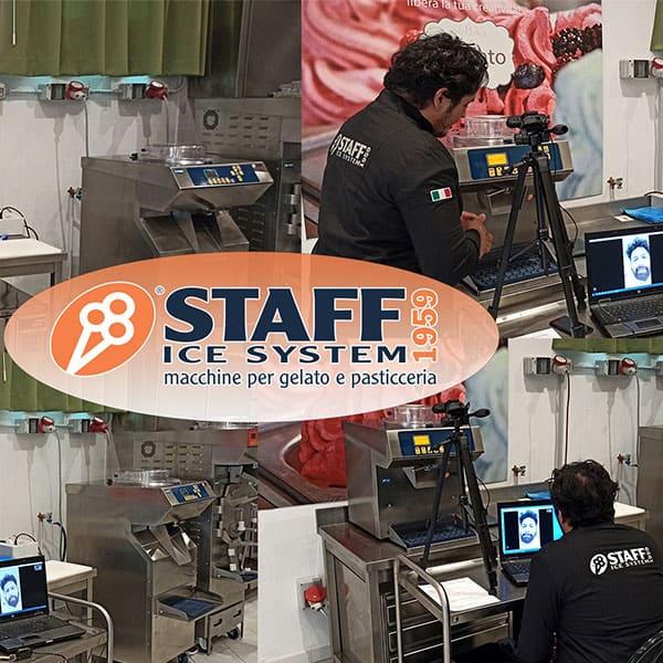 Staff Ice System hat sich organisiert, um den Covid-Notfall zu bewältigen und überwinden.