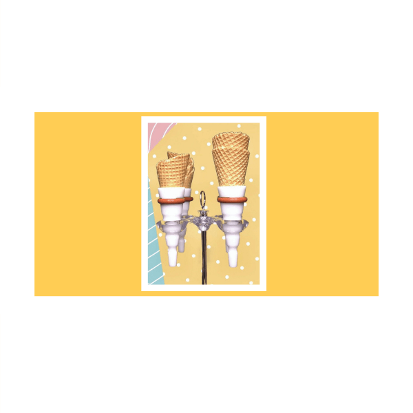 Geppetto Eis: Leicht, praktisch, hygienisch!