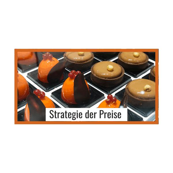 Strategie der Preise